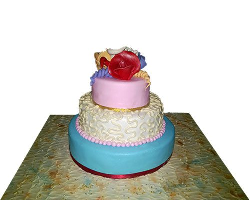 online wedding cakes services in coimbatore