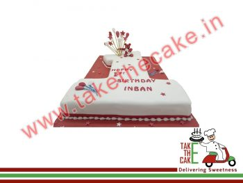 no1-shape-cake-2