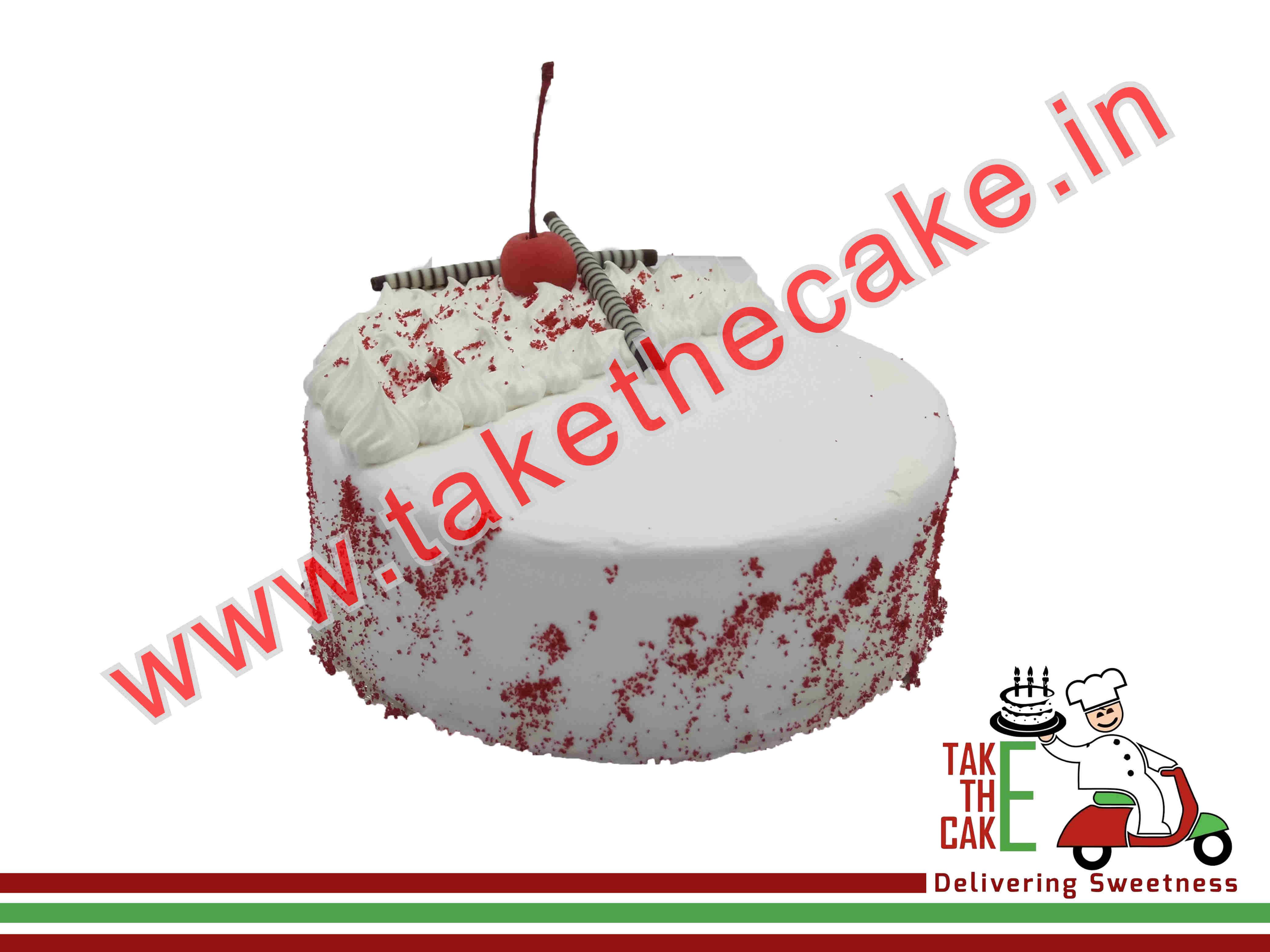 Online Classic Red Velvet Cakes In Coimbatore