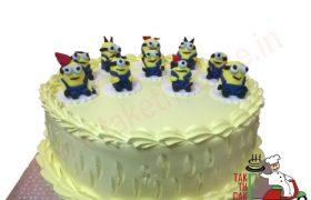 Minion Gangs Cake