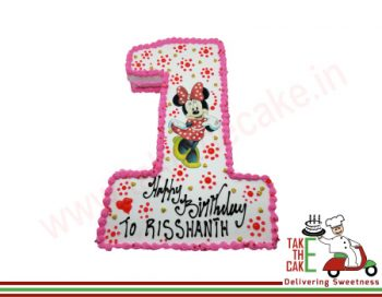 No 1 Mini Mouse